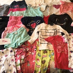 Baby Girl 18 Months Clothing Bundle